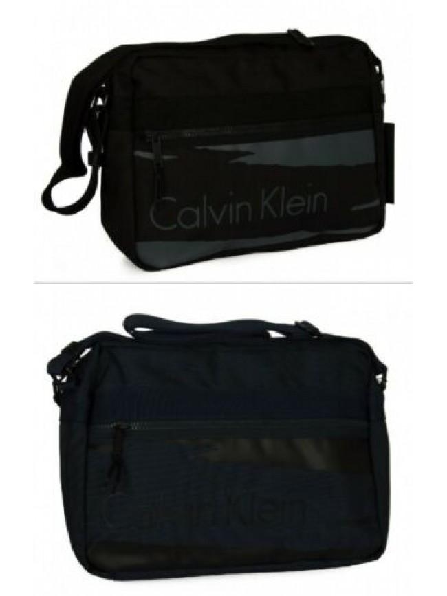 SG Borsa messanger con tracolla CK CALVIN KLEIN articolo K50K502146 cooper messe