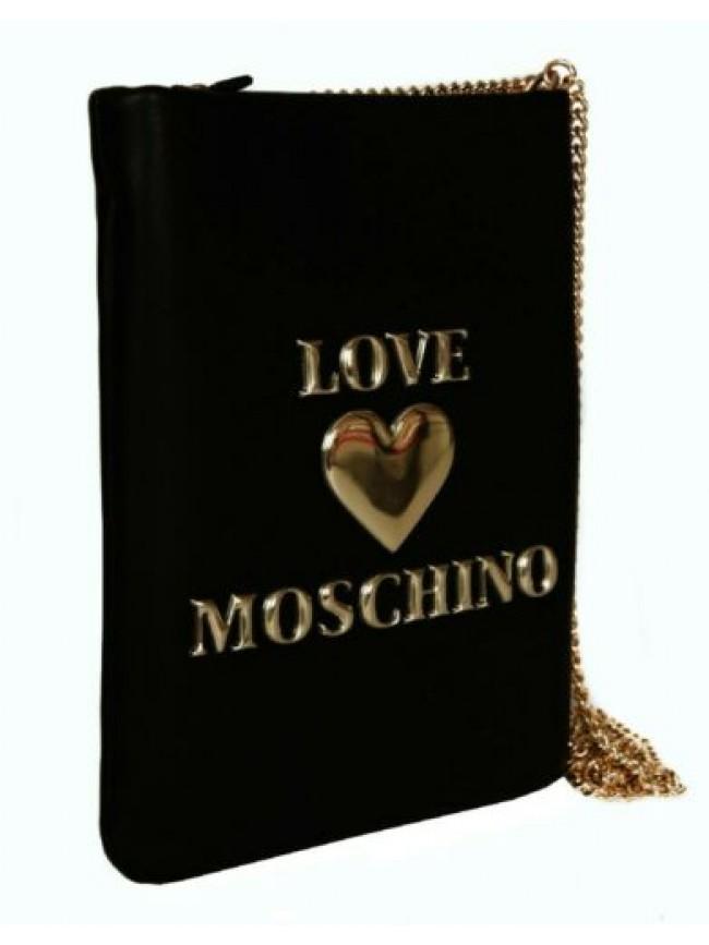 SG Borsetta donna borsa flat tracolla LOVE MOSCHINO articolo JC4058PP1BLE BORSA