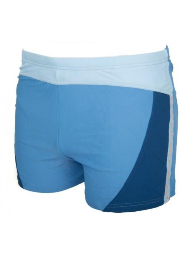SG Boxer corto costume pantaloncino uomo mare o piscina swimwear AQUARAPID artic