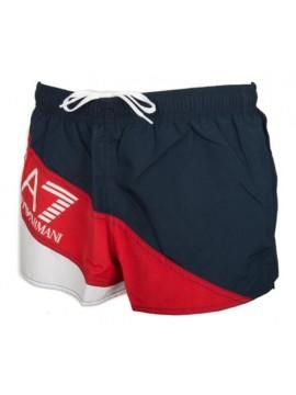 SG Boxer costume da bagno uomo mare o piscina EA7 EMPORIO ARMANI articolo 902008
