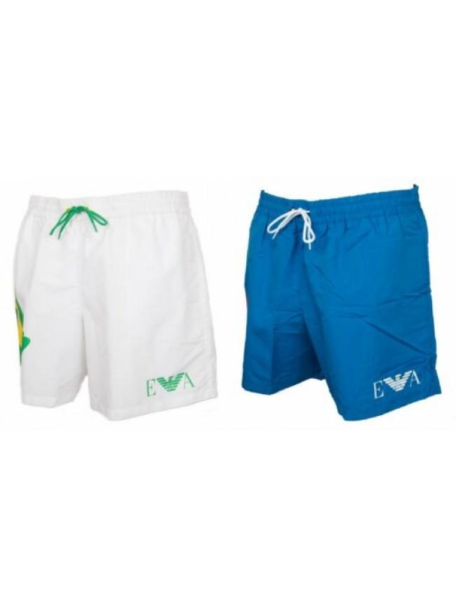 SG Boxer costume uomo mare o piscina beachwear EMPORIO ARMANI articolo 211118 4P