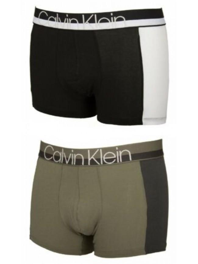 SG Boxer uomo underwear CK CALVIN KLEIN articolo NB2357A TRUNK