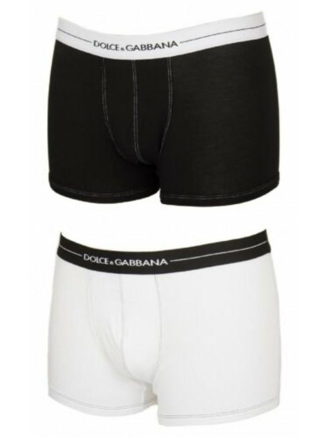 SG Boxer uomo underwear DOLCE & GABBANA articolo M11811 TRUNK
