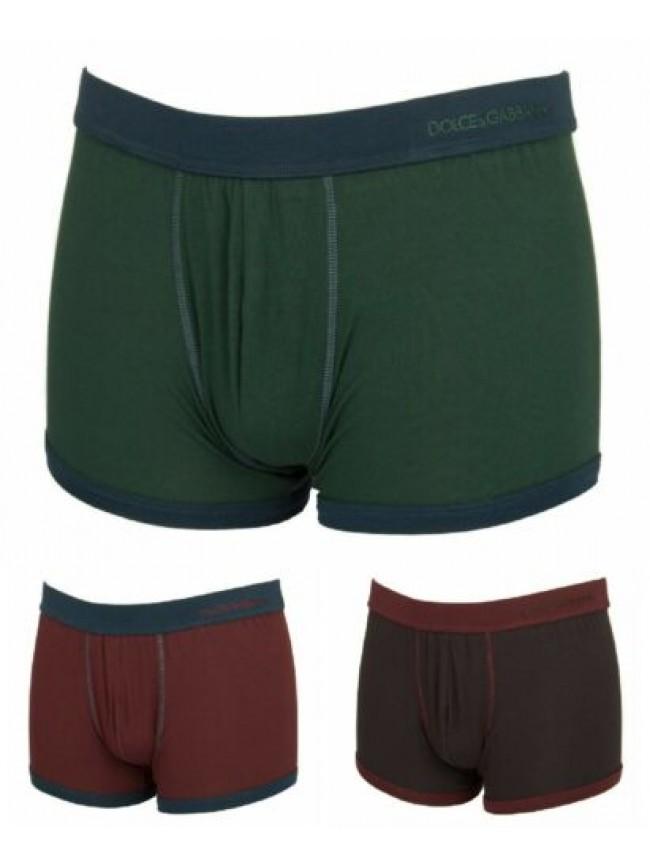 SG Boxer uomo underwear DOLCE & GABBANA articolo M11869 TRUNK