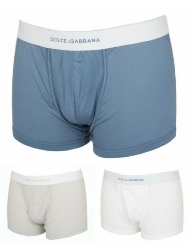 SG Boxer uomo underwear DOLCE & GABBANA articolo M14832 TRUNK
