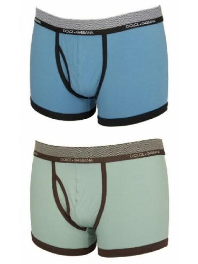 SG Boxer uomo underwear DOLCE & GABBANA articolo M15170 TRUNK