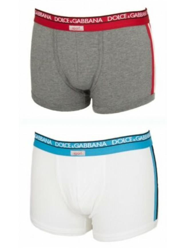 SG Boxer uomo underwear DOLCE & GABBANA articolo M15205 TRUNK