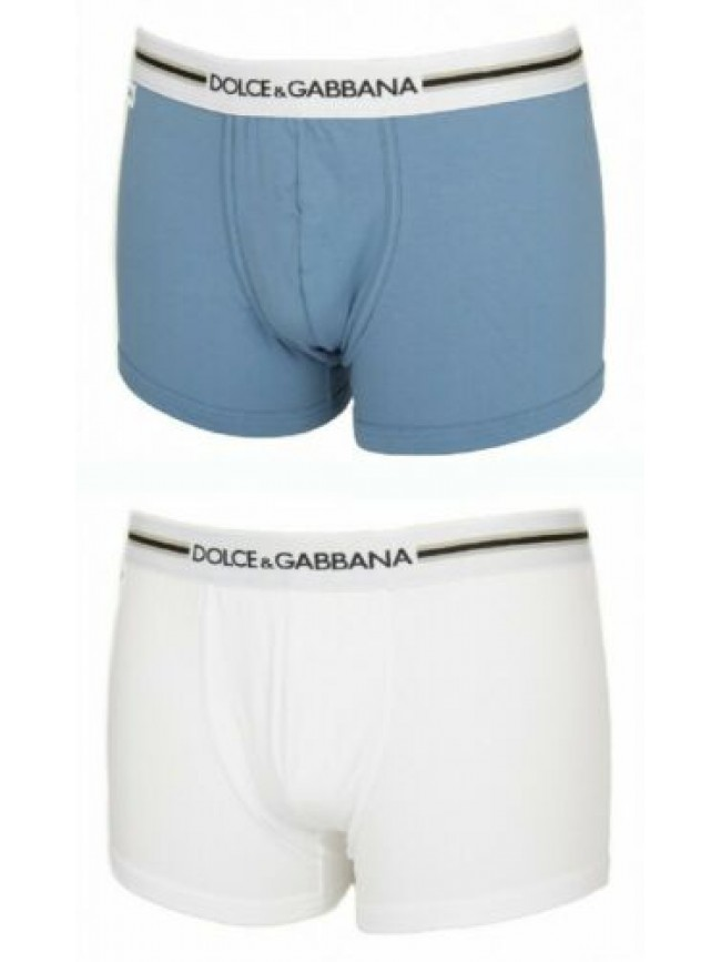 SG Boxer uomo underwear DOLCE & GABBANA articolo M15360 TRUNK