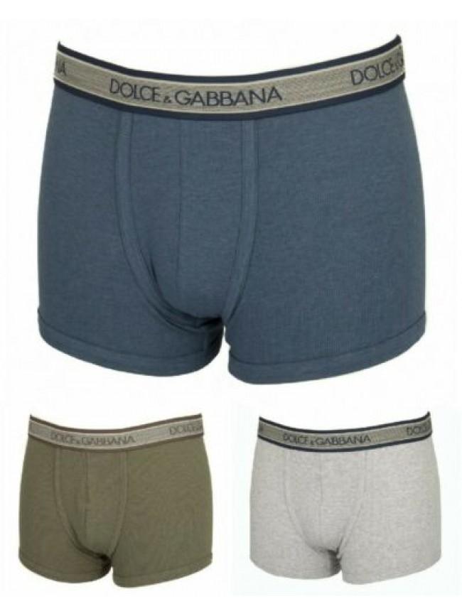 SG Boxer uomo underwear DOLCE & GABBANA articolo M16300 TRUNK