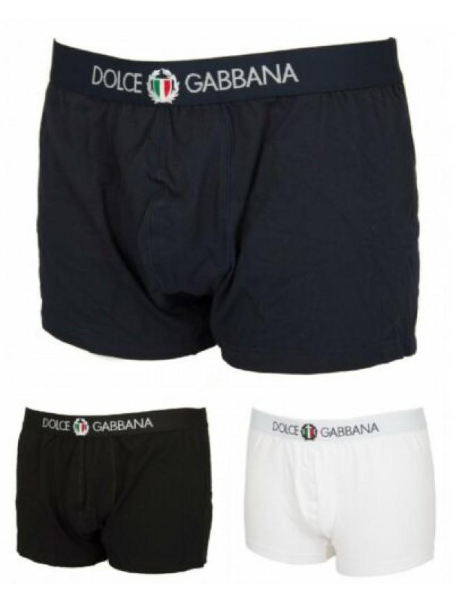 SG Boxer uomo underwear DOLCE & GABBANA articolo N60122 TRUNK