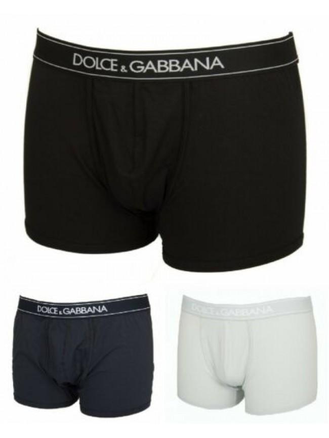SG Boxer uomo underwear DOLCE & GABBANA articolo N60147 TRUNK