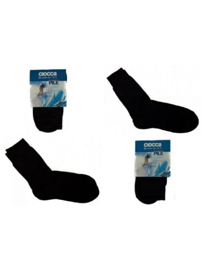 SG Calza calzino corto pile unisex CIOCCA articolo 512/1