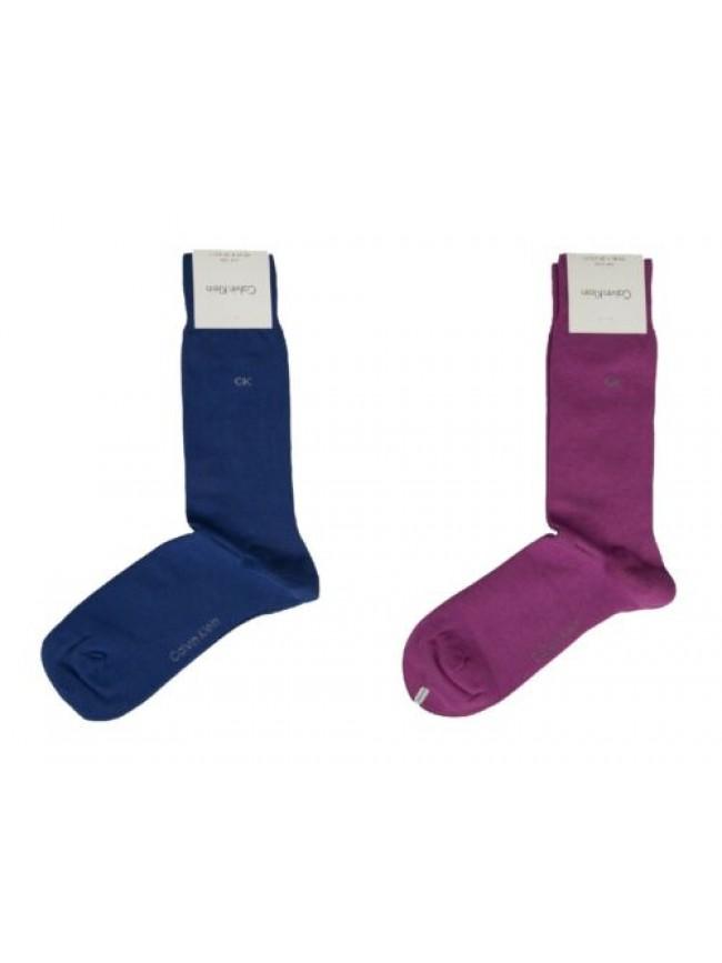 SG Calza uomo trunk 1 paio di calzini in cotone CK CALVIN KLEIN articolo ECB212