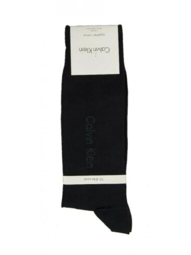 SG Calza uomo trunk 1 paio di calzini in cotone filo di Scozia CK CALVIN KLEIN a