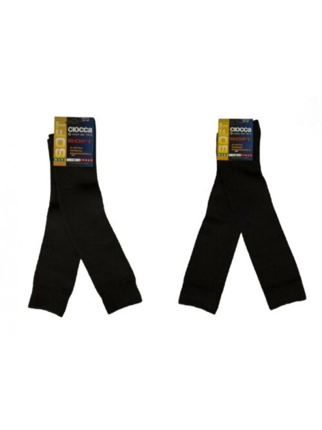 SG Calze lunghe calzini alti donna sottoginocchio orlon soft CIOCCA articolo 2/6