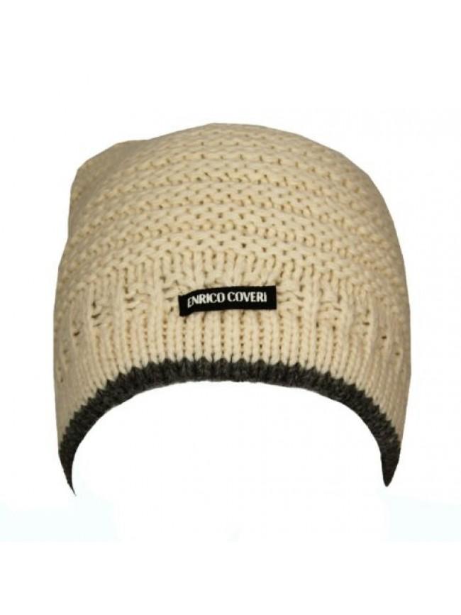 SG Cappello berretto ENRICO COVERI articolo CACO039 Made in Italy