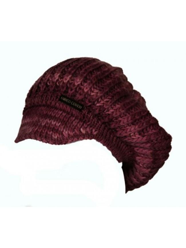 SG Cappello berretto ENRICO COVERI articolo EC019 Made in Italy