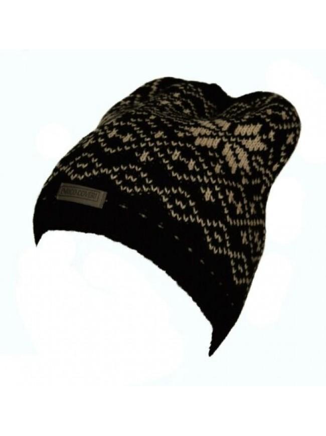 SG Cappello berretto ENRICO COVERI articolo ECC001 Made in Italy