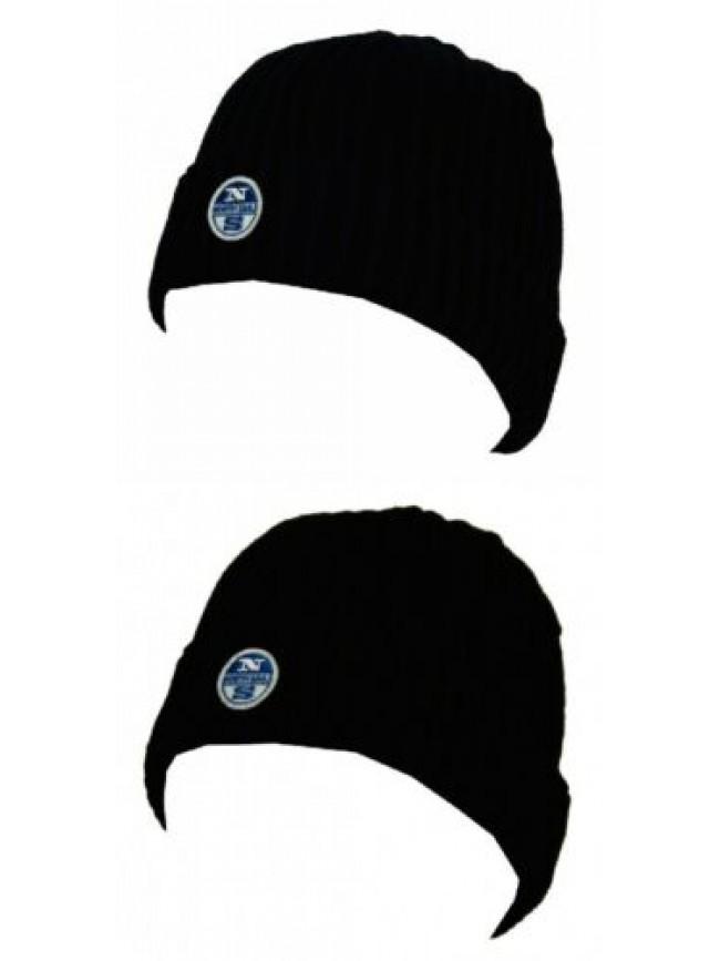 SG Cappello berretto con risvolto uomo NORTH SAILS articolo 623088 BEANIE W/LOGO