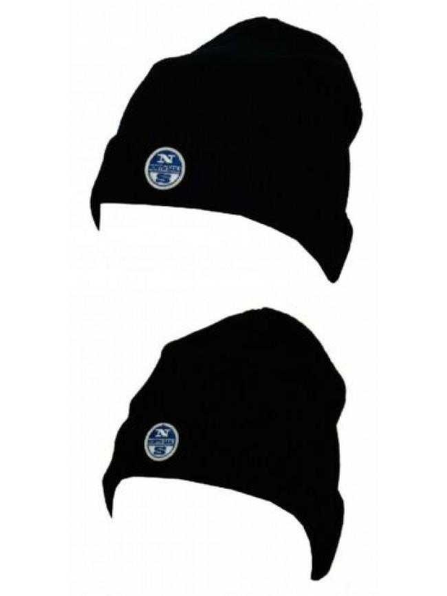SG Cappello berretto con risvolto uomo NORTH SAILS articolo 623091 BEANIE W/LOGO
