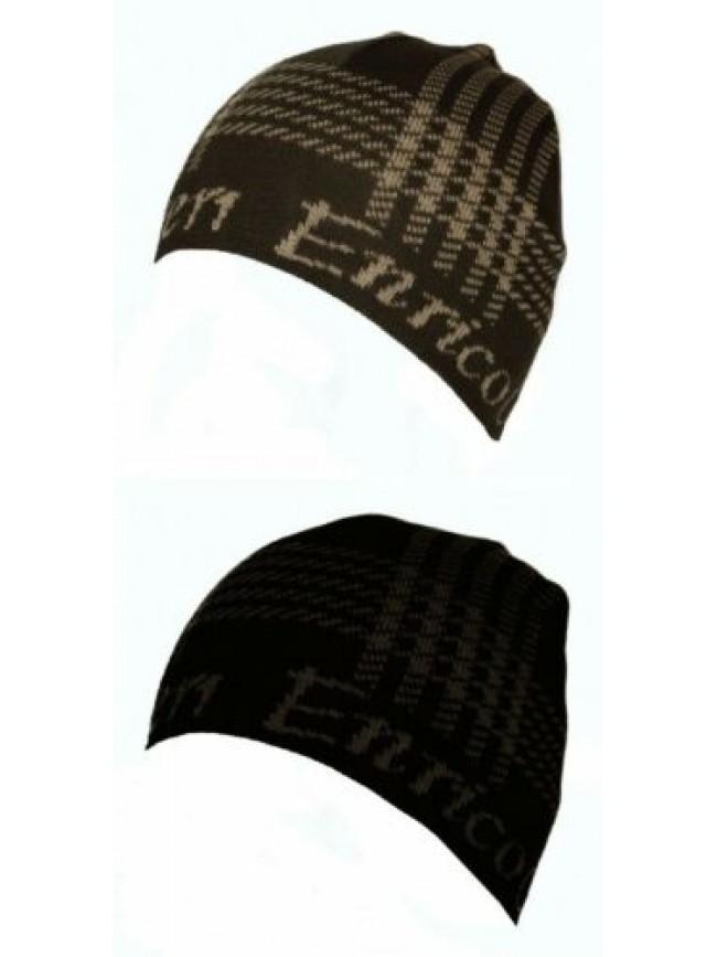 SG Cappello berretto cuffia ENRICO COVERI articolo MC1317C Made in Italy