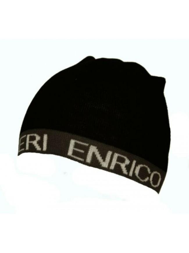 SG Cappello berretto cuffia ENRICO COVERI articolo MC1319 Made in Italy