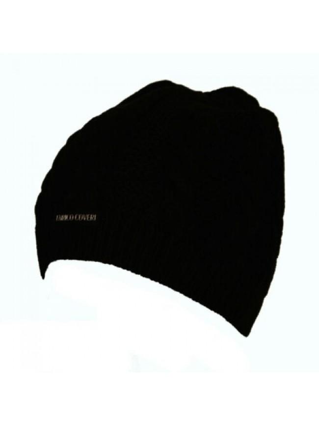 SG Cappello berretto cuffia ENRICO COVERI articolo MC1330 Made in Italy