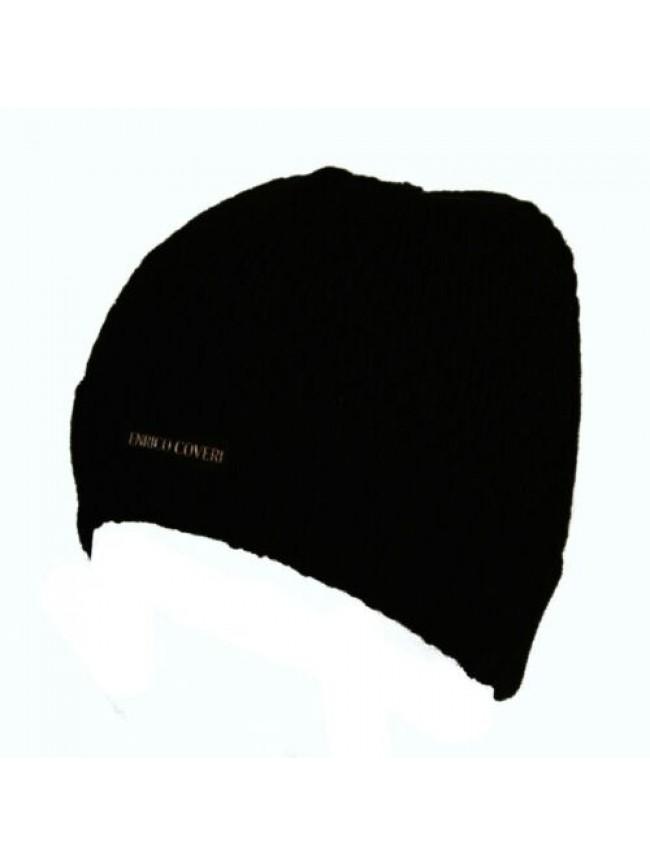 SG Cappello berretto cuffia ENRICO COVERI articolo MC1331 Made in Italy