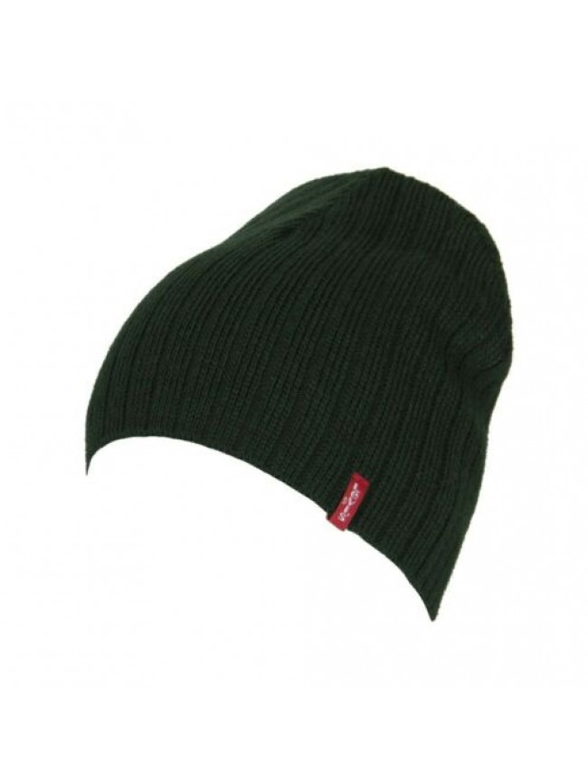 SG Cappello berretto cuffia LEVI'S articolo 228862 CAPPELLINO beanie MADE IN ITA