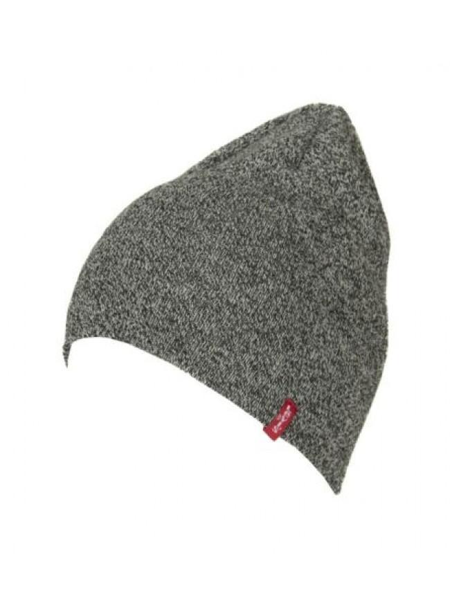 SG Cappello berretto cuffia uomo cappellino LEVI'S articolo 14148 otis - made in