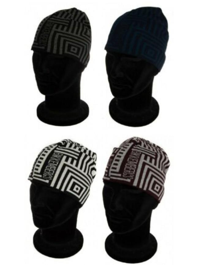 SG Cappello cuffia BIKKEMBERGS articolo 01352/14827 made in italy