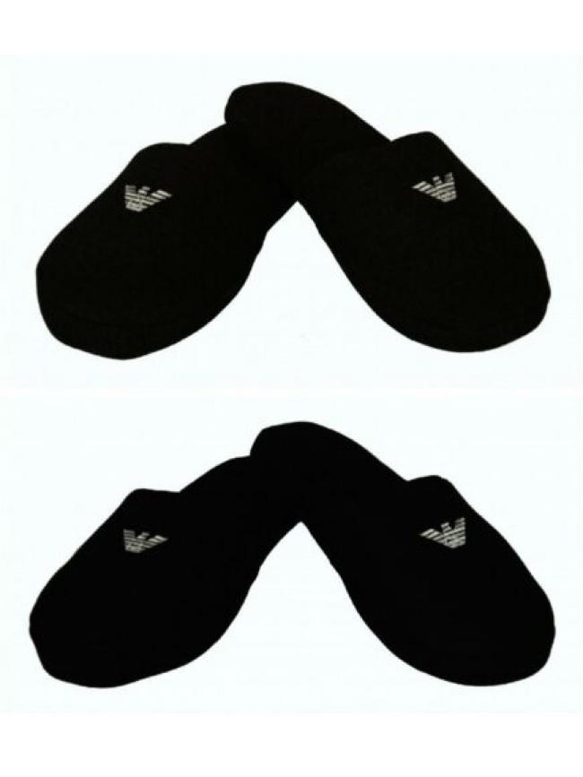 SG Ciabatte pantofole da casa uomo homewear EMPORIO ARMANI articolo XJPM04 XD212