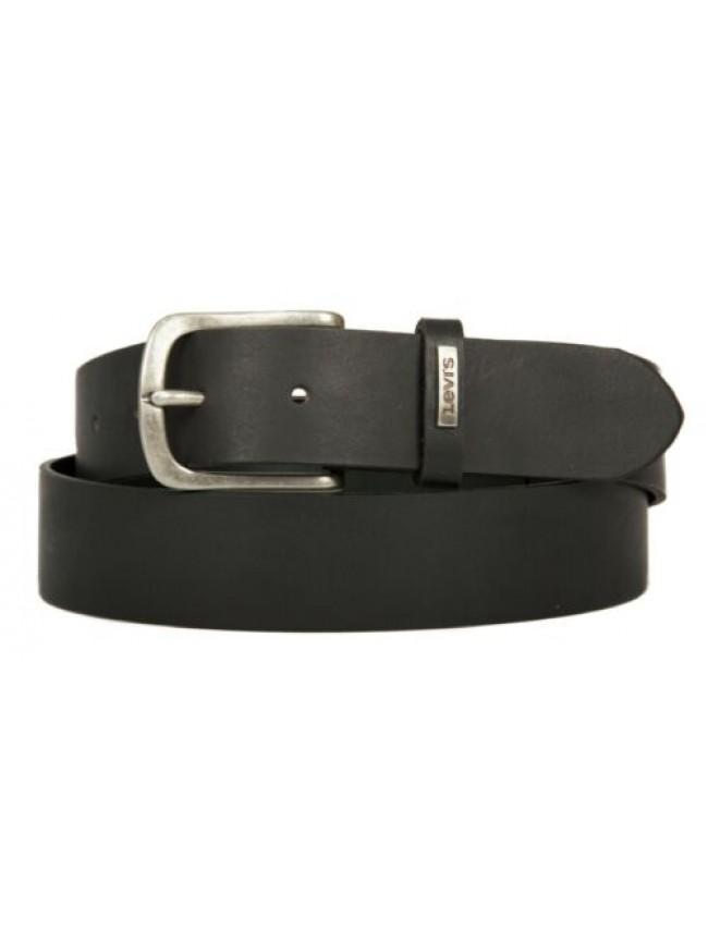 SG Cintura uomo in pelle LEVI'S articolo 227078 lev 8 leather