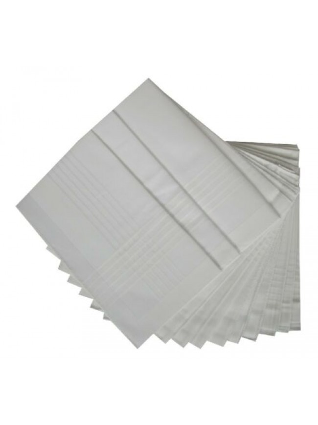 SG Confezione scatola 12 fazzoletti cm.50x50 PEROFIL articolo S722