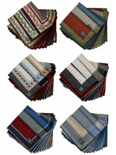 SG Confezione scatola 12 fazzoletti cm.50x50 PEROFIL articolo VPRT00284-11
