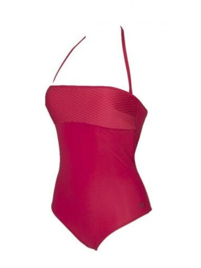 SG Costume intero donna mare o piscina a fascia e laccio removibile EMPORIO ARMA