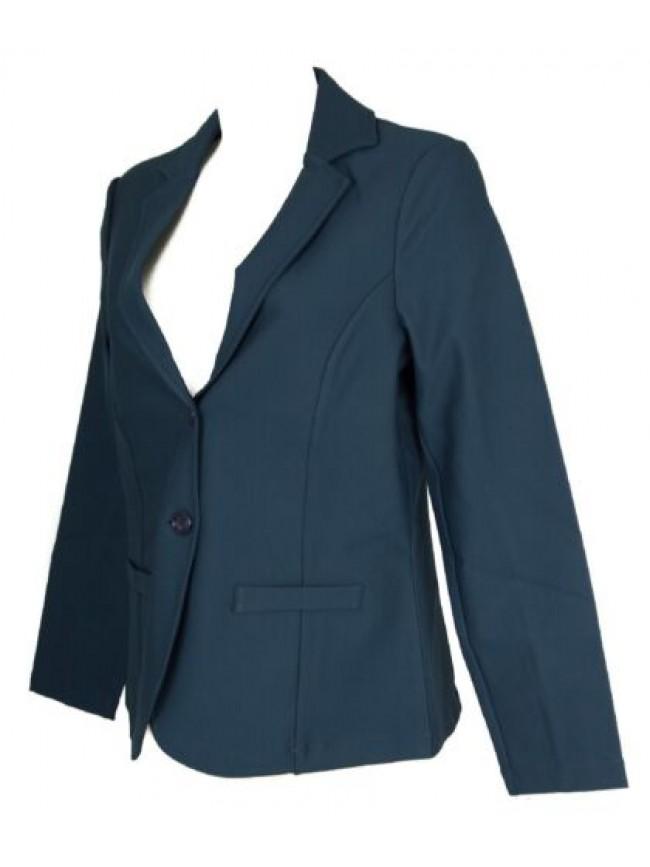 SG Giacca manica lunga 2 bottoni in tessuto donna RAGNO articolo 706045 GIACCA
