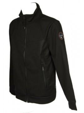 SG Giaccone uomo giubbotto giacca con zip e tasche NAPAPIJRI articolo N0YHBQ BOR