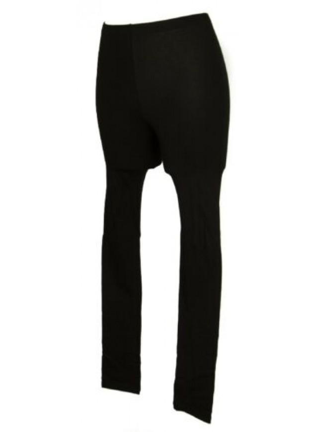 SG Leggings collant donna senza piede viscosa skinny RAGNO articolo 07860T COLLE