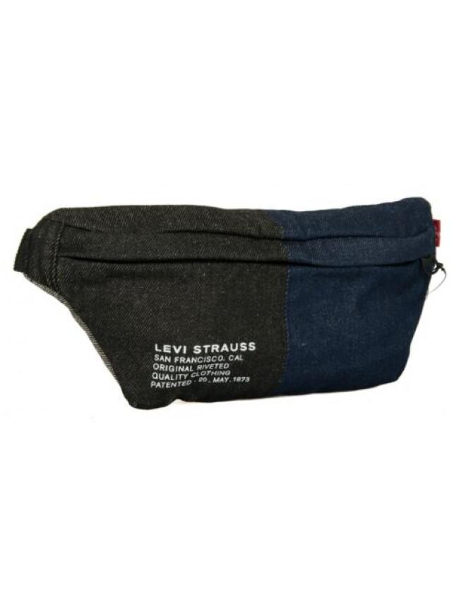 SG Marsupio waist bag LEVI'S articolo 230804 00006 banana sling - cm.26x12