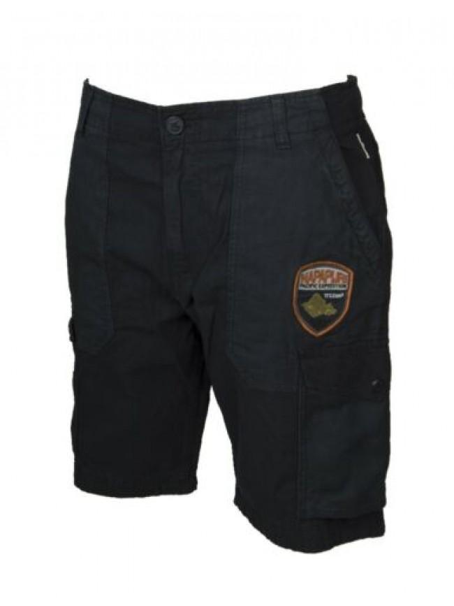 SG Pantalone corto NAPAPIJRI bermuda uomo cotone pantaloni con tasche articolo N