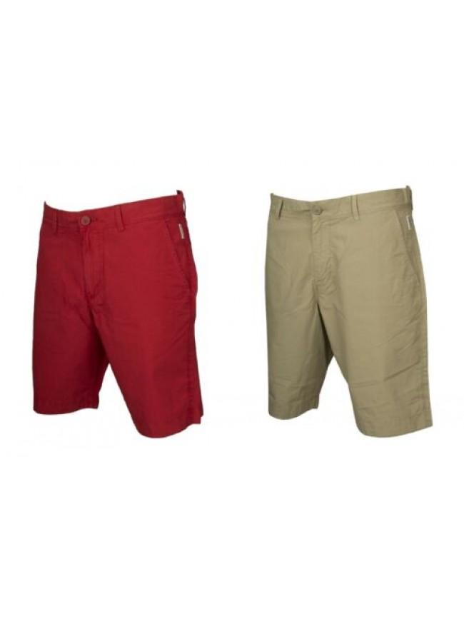 SG Pantalone corto bermuda NAPAPIJRI uomo cotone pantaloni con tasche  articolo