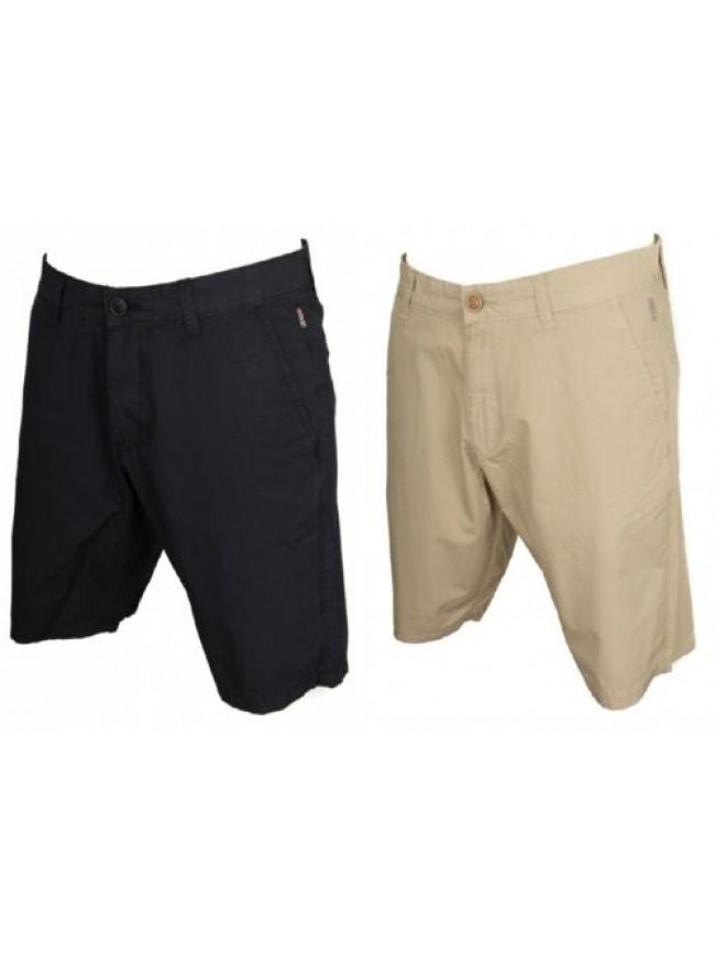 SG Pantalone corto bermuda uomo cotone pantaloni con tasche NAPAPIJRI articolo N