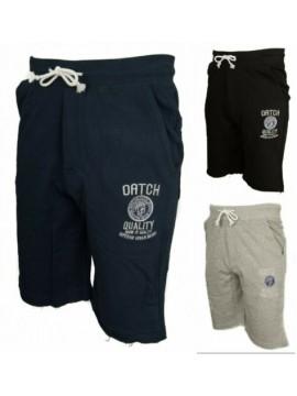 SG Pantalone corto bermuda uomo cotone sport tempo libero DATCH articolo BU0087