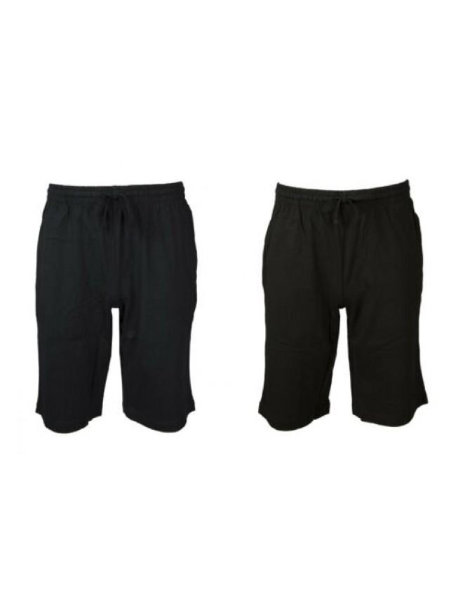 SG Pantalone corto con tasche e coulisse  uomo jersey tempo libero sport estivo