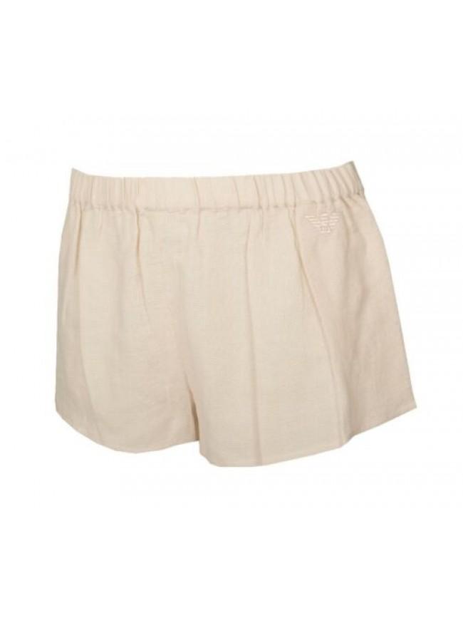 SG Pantalone corto pantaloncini shorts donna mare EMPORIO ARMANI articolo 262523