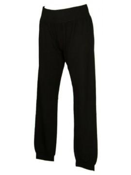 SG Pantalone lungo tempo libero pantaloni comfort donna viscosa con bordo RAGNO