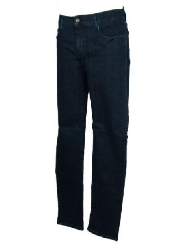 SG Pantalone lungo uomo jeans TRUSSARDI JEANS articolo 52J00000 370 CLOSE DENIM
