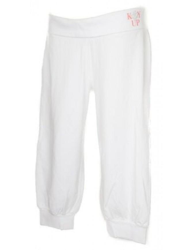 SG Pantalone medio bermuda lungo donna KEY-UP articolo 5848L
