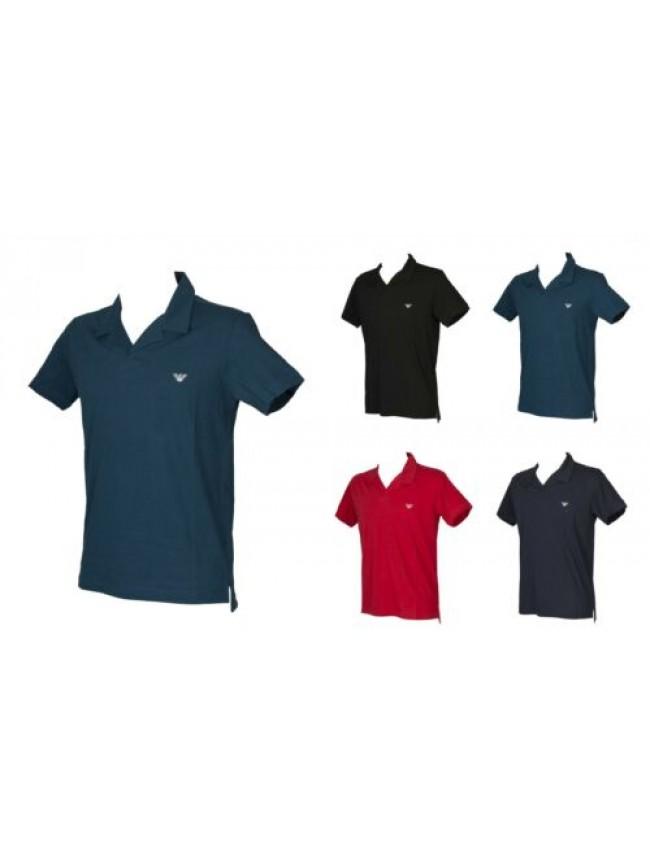 SG Polo uomo maglia manica corta con colletto EMPORIO ARMANI articolo 211837 1P4